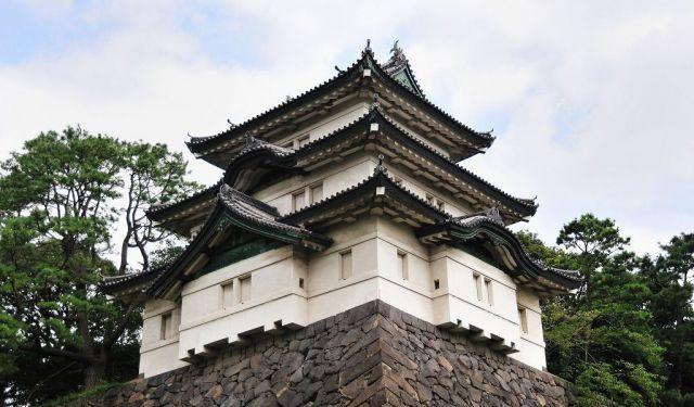 Tokyo Imperial Palace Walking Tour