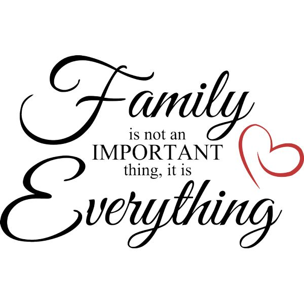 älska Din Familj 20152016 Family Quotes Importance Of Family