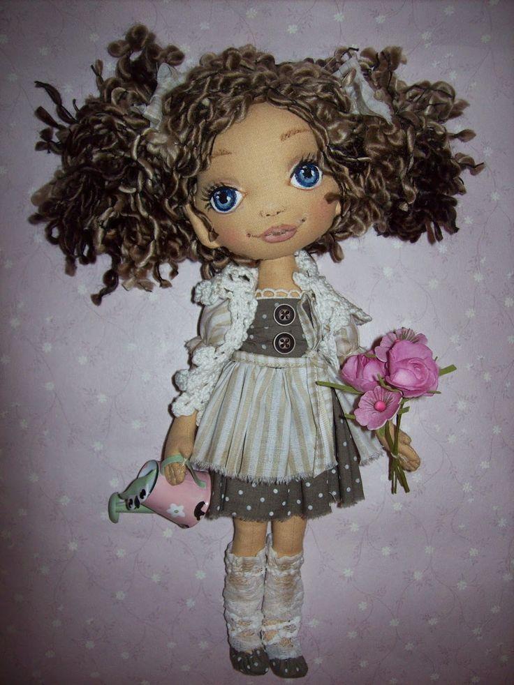 Trixidreams: Каролина кукла