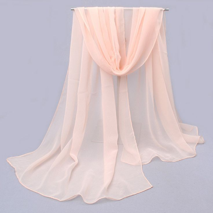 2017夏soildシルクスカーフ女性シフォンスカーフ日焼け止めecharpes foulardsファムショール女性高級ブランドスカーフ