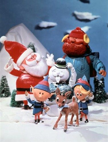 rudolph the red nosed reindeer, still LOVE this 45 years later! Watch it every year.,