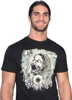 Seth Rollins looks damn gorgeous here