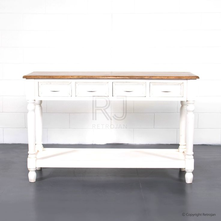 Toulouse French Provincial Hall Table  | $449.00