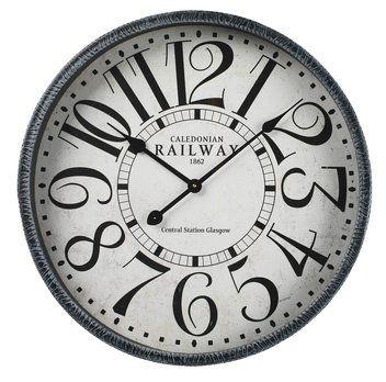 Zegar ASMUND śr.60cm antyk | JYSK