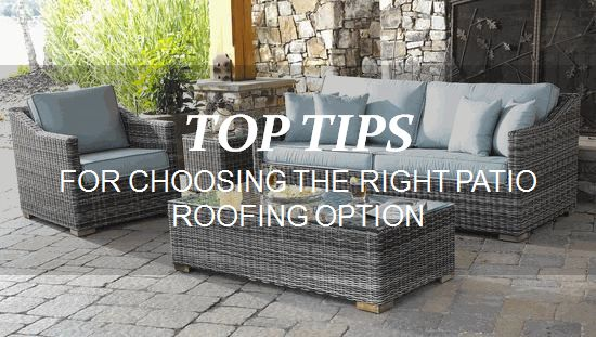 TOP TIPS - Patios are one of those useful, hybrid additions to a home that can make an enormous difference to the way you can use your space – for normal everyday living, and for entertaining. They're not walled, so they're not a room, but they're solidly roofed, so they offer a great, weatherproof indoor/outdoor ... Read More @ http://www.shademaster.com.au/blog/tips-for-choosing-the-right-patio-roofing-option/
