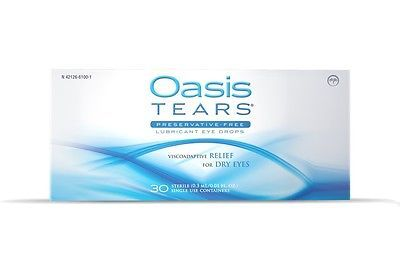 Eye Drops and Wash: Oasis Tears Original Lubricant Eye Drops For Dry Eyes, 30/Box -> BUY IT NOW ONLY: $30.0 on eBay!