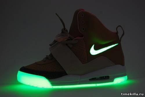 Заказать кроссовки со фосфором