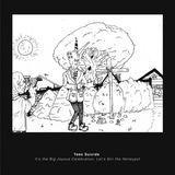 It's the Big Joyous Celebration, Let's Stir the Honeypot [Colour Vinyl + Comic Book] [LP] - Vinyl