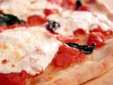 This pizza is incredibly easy and amazing! Pair it with a spinish salad. Done and done.