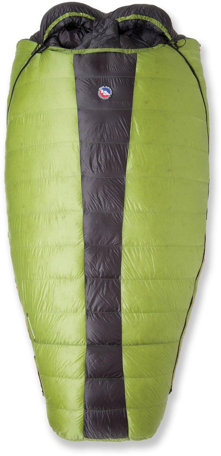 Double sleeping bag! amazing :)