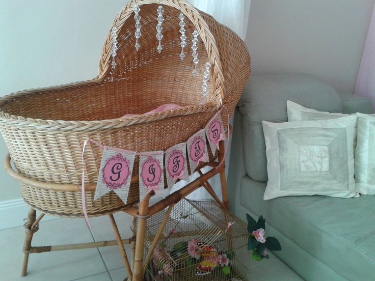 gift basket Baby shower