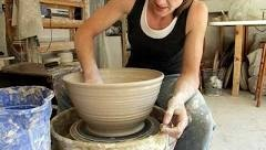 Ceramics for Beginners: Wheel Throwing - Throwing a Bowl with Emily Reason - YouTube