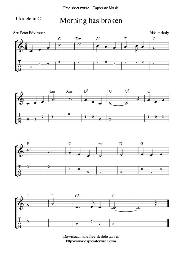 398 Best Music Ukulele Images On Pinterest Ukulele Chords