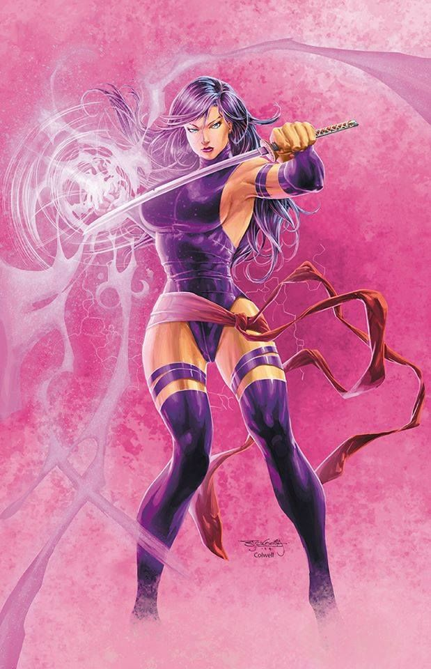 Marvel Psylocke Art 299 best Psylocke imag...