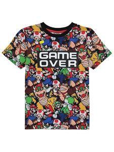 Kids Super Mario Clothes Online: Super Mario T Shirt – Novelty-Characters