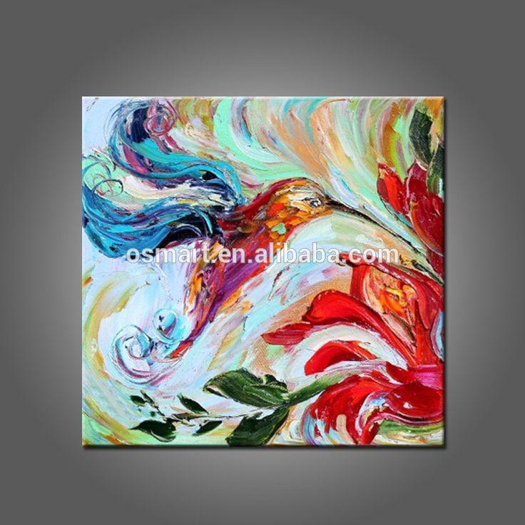 17 mejores ideas sobre pinturas abstractas en pinterest for Imagenes de cuadros abstractos rusticos