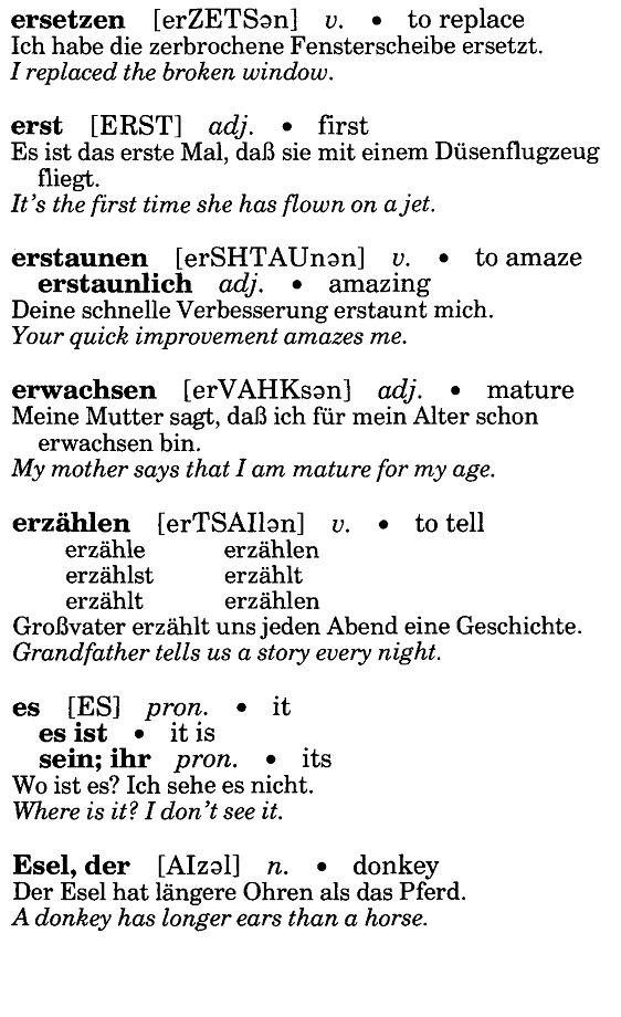 96 best german images on Pinterest Learn german, German grammar