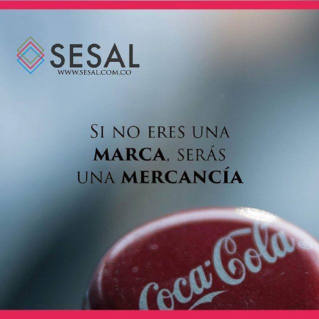 Si no eres una marca serás una mercancía Philip Kotler  #sesal #marketing #venezuela #colombia #españa #venezolanosencolombia #marketing #marketingdigital #creamostuempresa #emprende #ssl#salud #empresas #sisepuede