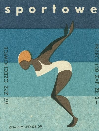 Polish matchbox label | Flickr - Photo Sharing!