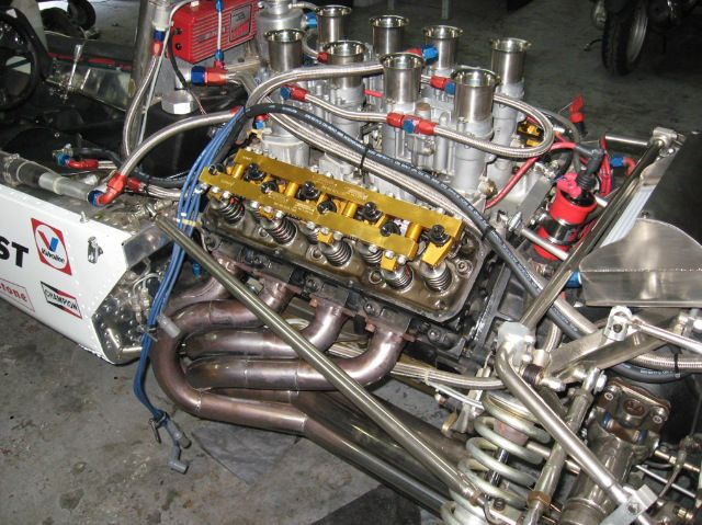 ex Andretti - 1968 Lotus 70 Formula 5000 - SCD Motors - The Sports, Racing and Vintage Car Market