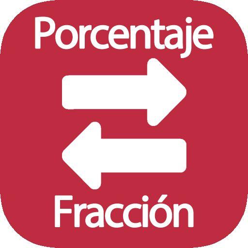 Pasa de porcentaje a fracción irreducible con nuestra calculadora online y aprende cómo se convierten tantos por ciento en fracciones.