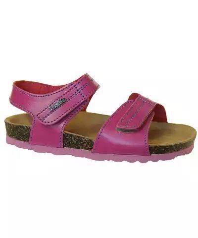 INBLU 59-11 005 fuxia, dětské sandály, dětská obuv