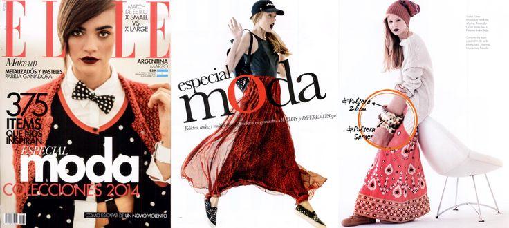 Revista Elle - Marzo 2014