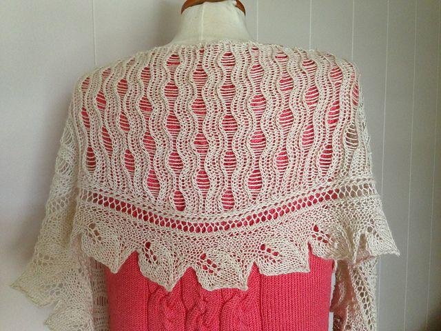 Ravelry: Luleå sjal pattern by Grete Jenssen