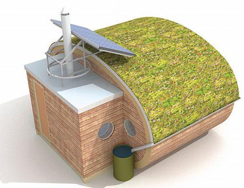 Unique Architecture Home Garden Ark 5