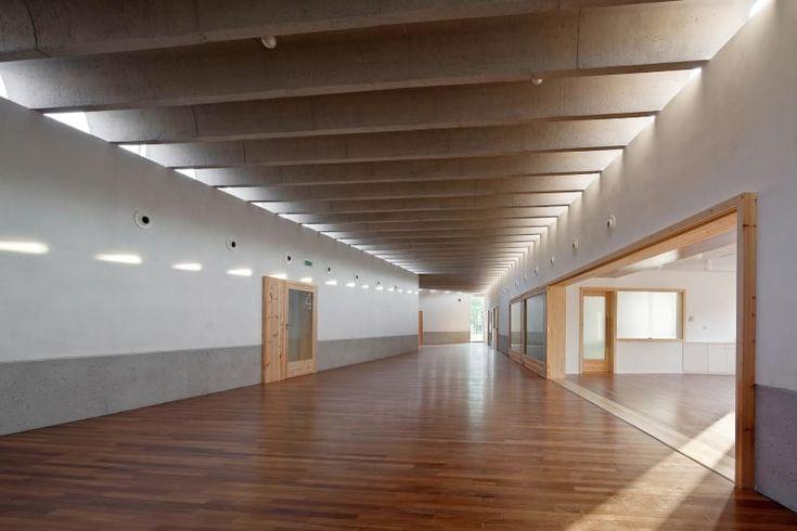 abalosllopis architects, Fernández-Vivancos, José Manuel Cutillas · Can Feliç Nursery