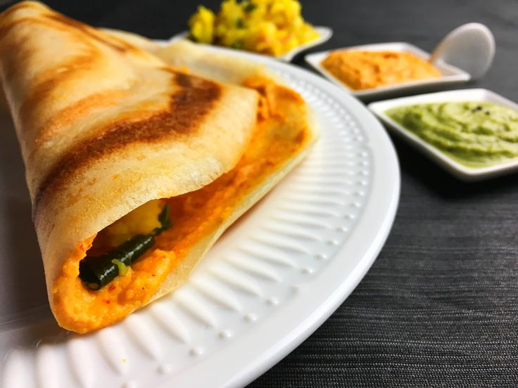 Mysore masala dosa is the most popular dish which originated from the Mysore region and is quite different from the regular masala dosa. Golden savoury crepes with a fiery red chutney and potato filling – 'masal dose' is an emotion for us Mysorians  The dosas from Mysore are different when compared to other regions, …