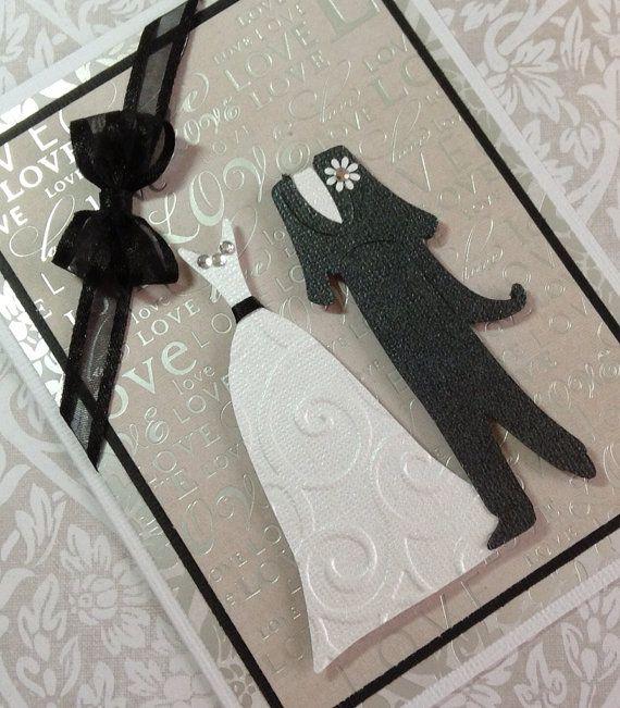 Открытка своими руками жених и невеста, марок открытку границу