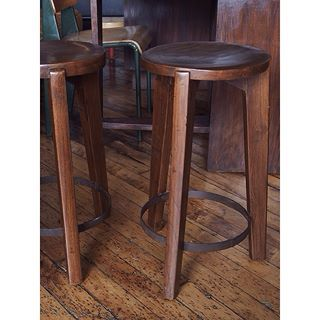 #PierreJeanneret counter stools from Chandigarh, 1965-66 #LeCorbusier