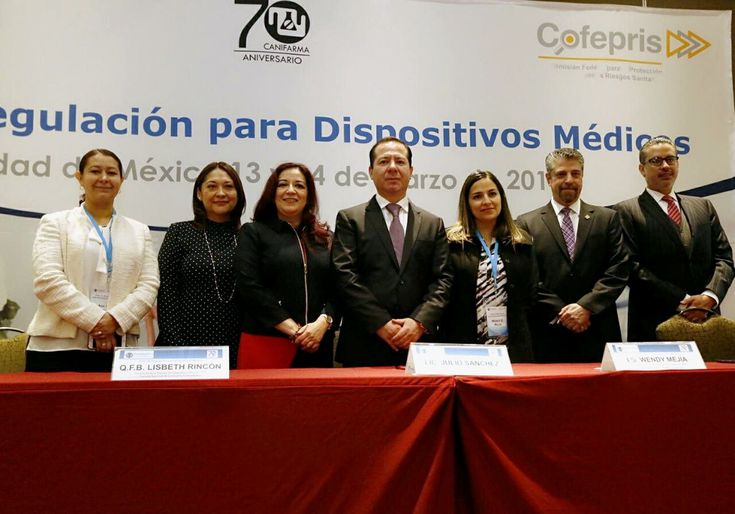 COFEPRIS comprometida con desarrollo de Industria de Dispositivos Médicos - http://plenilunia.com/novedades-medicas/cofepris-comprometida-con-desarrollo-de-industria-de-dispositivos-medicos/44215/