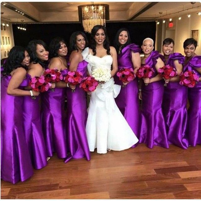 Who Should Be On Your Bridal Train