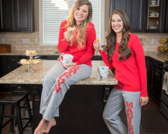 Check out Personalized Sweatpants, Custom Sweatpants, Bride Mrs. Fleece Pants Personalized, Cheer, Dance, Bridesmaid Personalized Sweatpants, Fleece on theflowerfairyshop