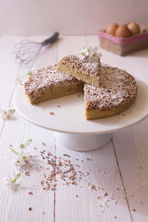 Le manqué – gâteau au pralin