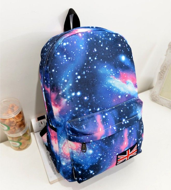 mochilas com estampa galaxy tumblr - Pesquisa Google ...