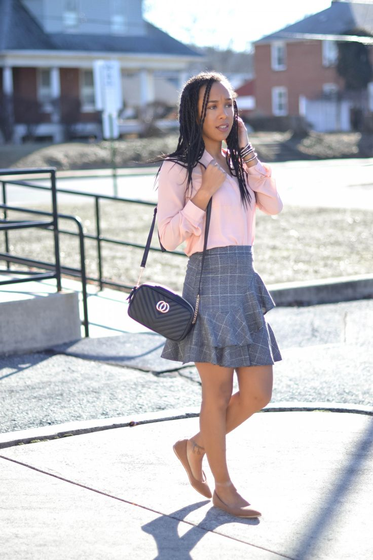 Teacher Work Wear - For the Winter | Today's #TeachStyle is about winter work wear and how to find the perfect outfit for your budget even when the original pieces are way too expensive for your liking. // LivingLesh.com