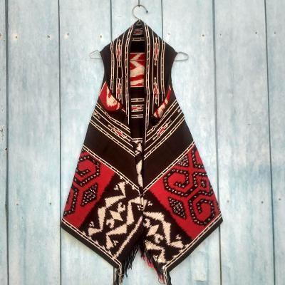 Blouse June Batik Top Atasan Batik Tan Estee Indonesia