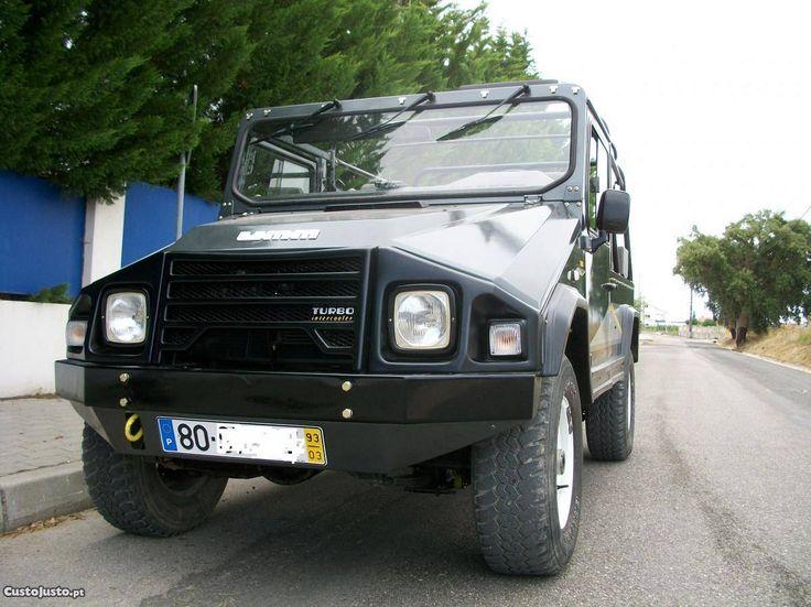 UMM Alter Turbo turismo Março/93 - à venda - Pick-up/ Todo-o-Terreno, Santarém - CustoJusto.pt