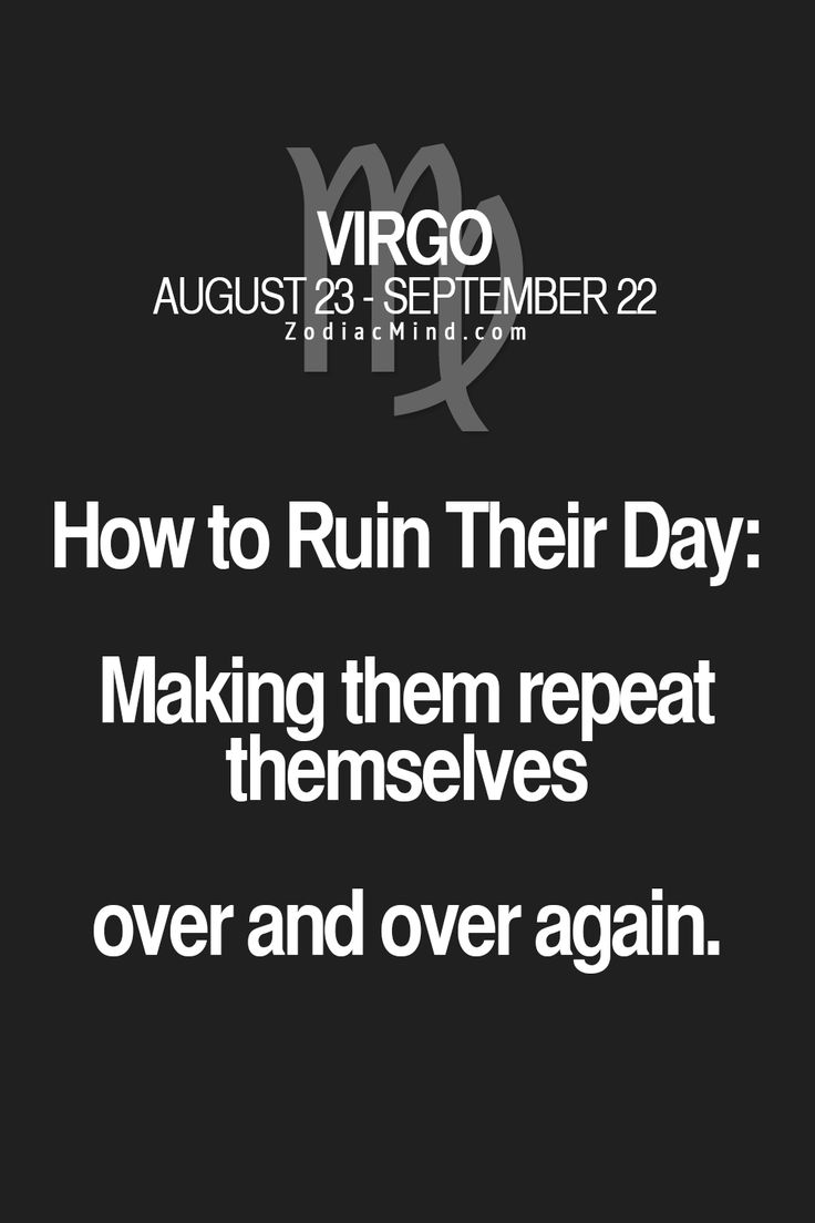 So easy and simple but you will really piss me off if you don't listen. Love #Virgo