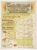 Hurlstone Park subdivision plans