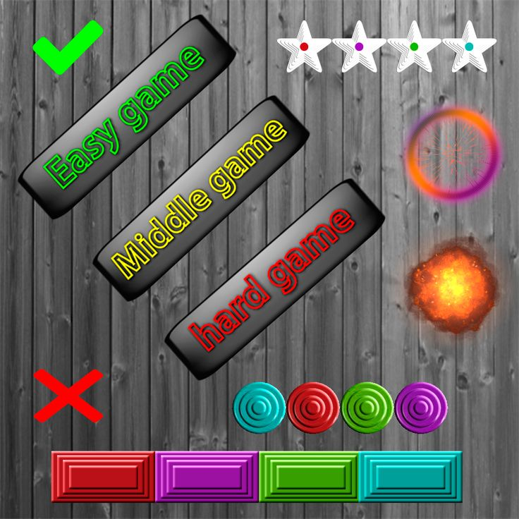 Sihaus is a very addictive and entertaining game. Get ready to touch the buttons and match the tiles, with the stars and the sphere of your same color. Train your mental agility and coordination with Sihaus.