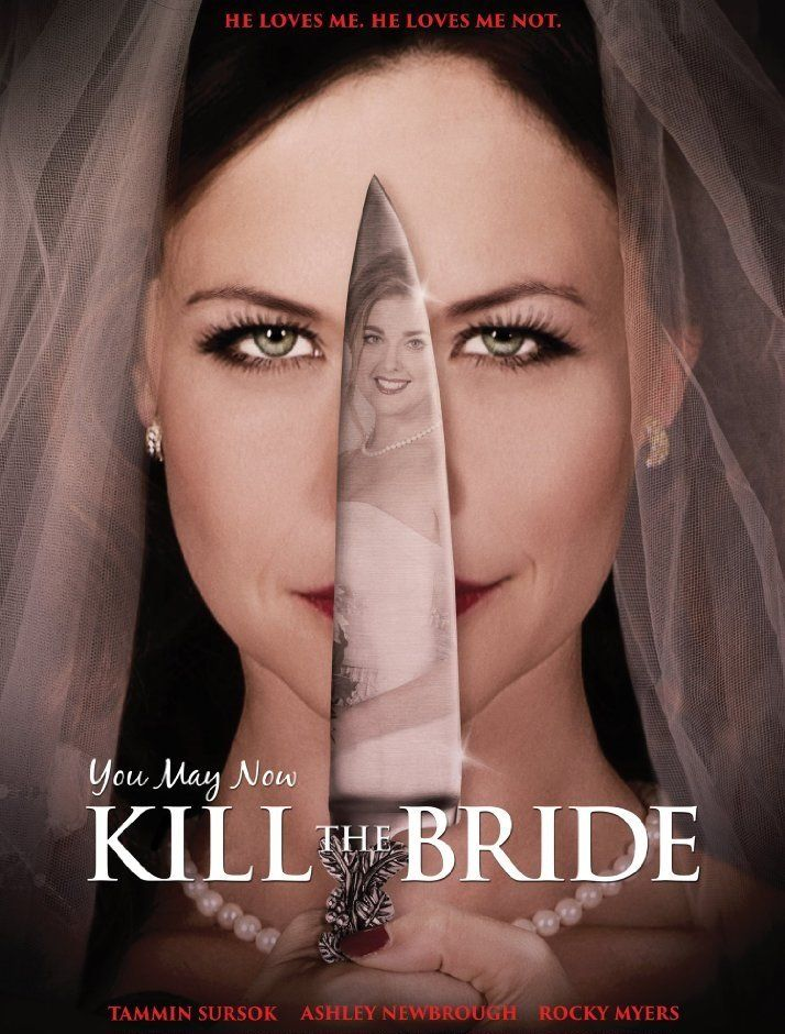 You+May+Now+Kill+the+Bride+2016+DVD+TV+Movie+Lifetime+Thriller+Ashley+Newbrough
