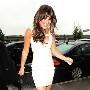 classic look Lea Michele