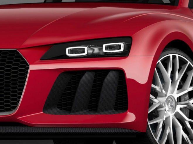 Audi tendrá luces láser #CES2014