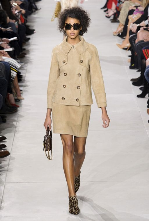 Нью-Йоркская Неделя Моды: Майкл Корс Осень/Зима '16 | Портала BURO 24/7