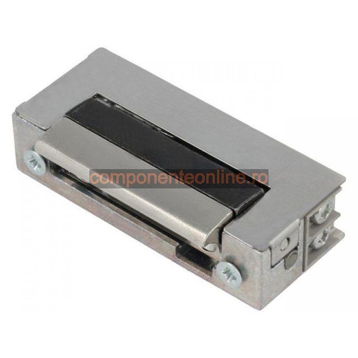 Yala electromagnetica, 24V, AC, DC, 16,5mm, cu memorie, Lockpol - 006957