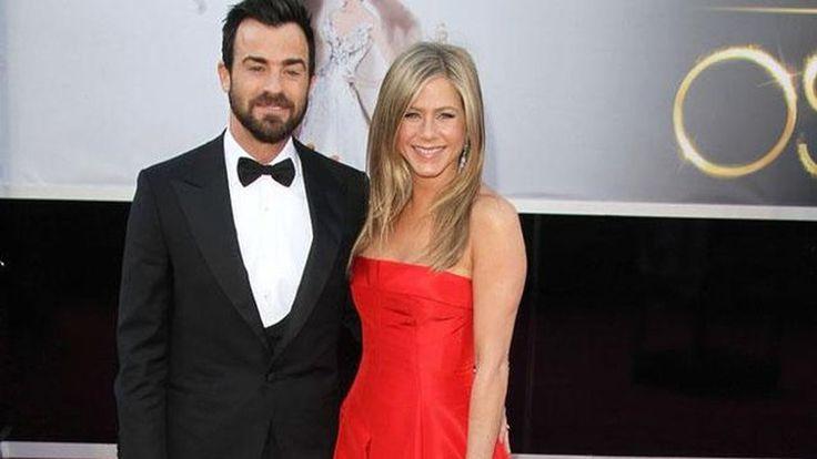 Justin Theroux marido de Jennifer Aniston lamenta el divorcio de Brangelina